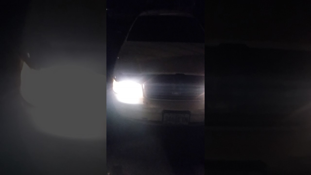 2001 crown vic headlight issues headlights remain on even while switch is turned to off  [ 1280 x 720 Pixel ]