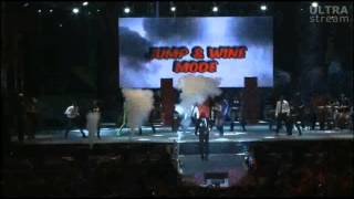 SKINNY FABULOUS - BTW (BEHAVING THE WORST) INTERNATIONAL GROOVY SOCA MONARCH LIVE PERFORMANCE 2014