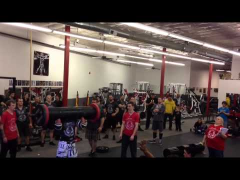 RAB Fitness// NAS Strongman Event 2/16/14