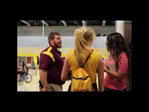 Sun Devil Fitness's Annual: Rock The Rec Event