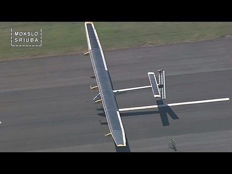 Mokslo sriuba: naujausios aviacijos galimybės