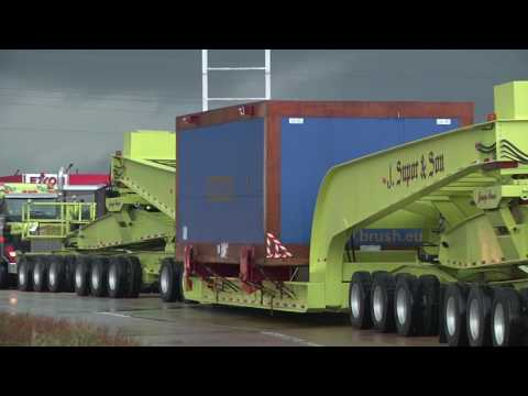 Freight Transport Company And Heavy Haul Trucking Company