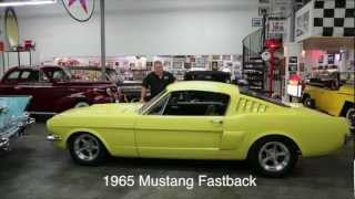 """1965 Ford Mustang Fastback  """"SOLD  Drager"""