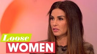 Katie Price Has Had to Cancel Her Tour Due to Threats Against Harvey   Loose Women