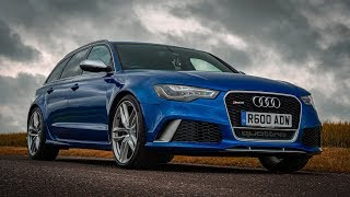 First Drive Of My New Car! *720BHP STAGE 2 AUDI RS6!*