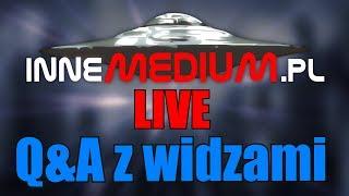 [Zapis Streama] Piątkowe pogadanki z Innym Medium *Q&A z widzami*