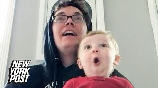 Kid's reaction to 'The Lion King' live action trailer is the cutest | New York Post