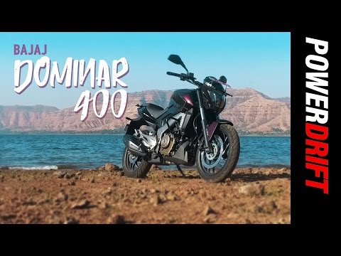 Bajaj Dominar 400 : All you need to know : PowerDrift