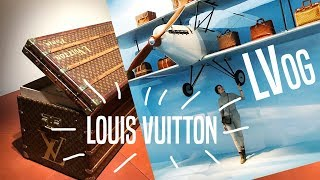 Я ЖИВУ В ЭПОХУ ОТСТОЯ :) LOUIS VUITTON КРУТЕЙШАЯ ВЫСТАВКА NEW YORK