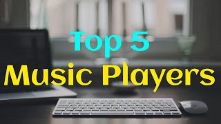 Top 5 Free Music Players For PC | 2021 screenshot 4