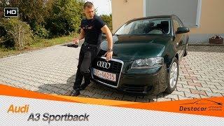 АВТОМОБИЛЬ ЗА 950€!!! /// Audi A3 Sportback