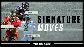Truck, Pick 6, Throw on the Run, & More!   Signature Moves Series Part 2