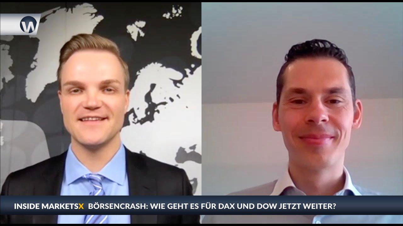 Die trading-house Börsenakademie präsentiert Chancen in der Börsenkrise.