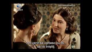 Repeat youtube video Suleyman Magnificul: Sub domnia iubirii - episodul 58 partea 4/9 RO