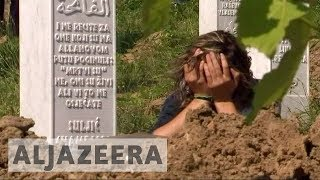 Srebrenica victims' relatives appeal for Dutch to take responsibility for all deaths