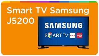 "Smart TV LED 49"" Samsung J5200"