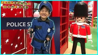 Cool Police Officer Kids Uniform for Role Playing