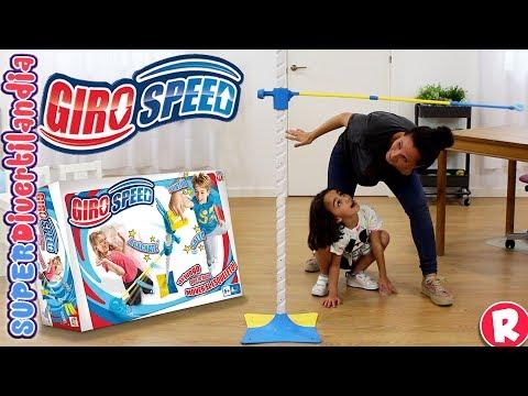 Giro Speed! Andrea y Raquel en SUPERDivertilandia.