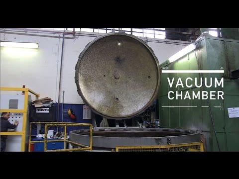 Pneumofore UV H Series - Vacuum coating of electrical windings