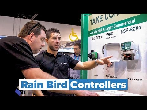 What's The Best Rain Bird Irrigation Controller For Your Needs?
