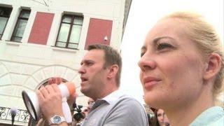 Navalny to push ahead with Moscow mayor bid