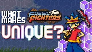 What Makes Fossil Fighters Unique? - WMGU - BeyondPolygons