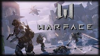 Jogando Warface - Novo Modo Sobrevivência - Caos na Missão Icebreaker!!!