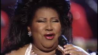 Aretha Franklin. Ain't no way. Divas Live 2001 (full video)