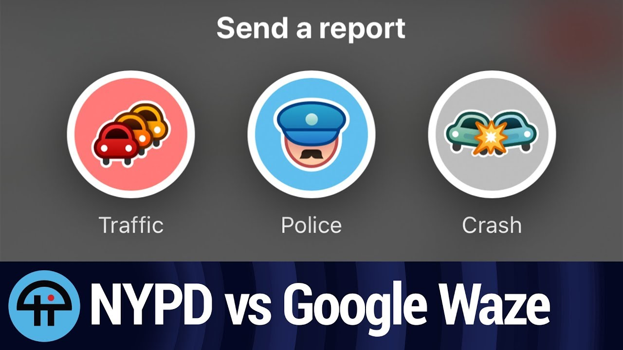 Police to Waze: Stop Reporting DUI Checkpoints & Speed Traps