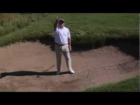Golf Magazine- High Lip Bunker Shot Tip