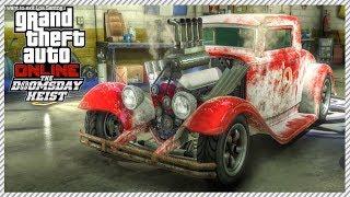 GTA 5 Doomsday Heist The New Coolest Hot Rod (Doomsday Heist Exclusive Hidden & Unreleased Vehicles)