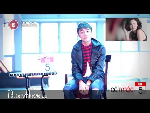 Sơn Tùng M TP thú nhận yêu 'mê mệt' Song Hye Kyo Cột mốc thứ 5