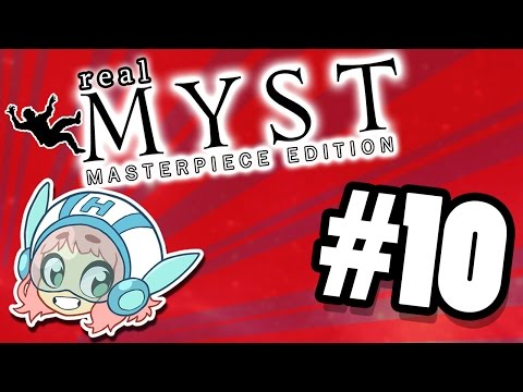 realMyst: Masterpiece Edition: Ross Clean the Cat Box - PART 10 - Commander Holly Plays