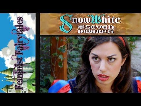 Feminist Fairytales - Snow White (#4) A Parody Twist Ending