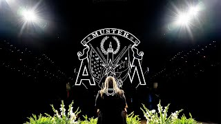 Texas A&M University Campus Muster Ceremony 2020
