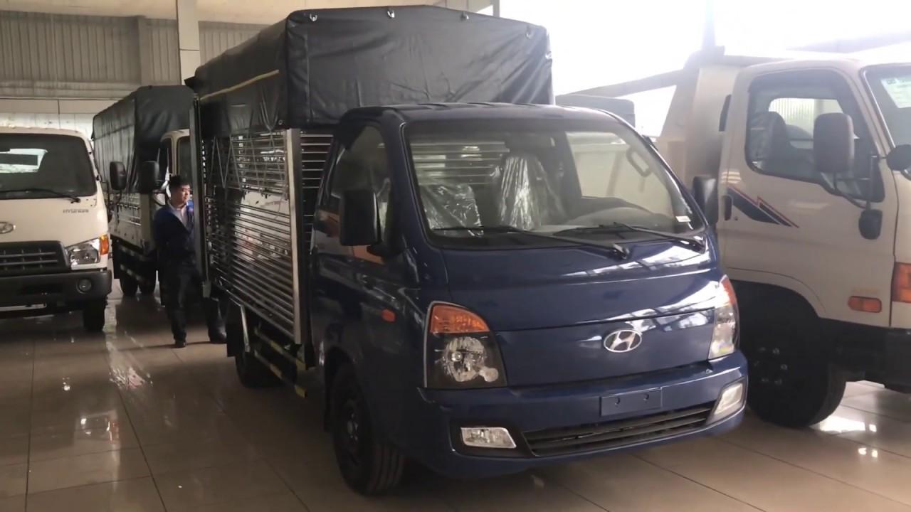 Xe tải Hyundai New Porter H150 tải trọng 1 5 tấn [ Cập nhất mới nhất 2019] - Tổng đại lý Hyundai Việt Hàn