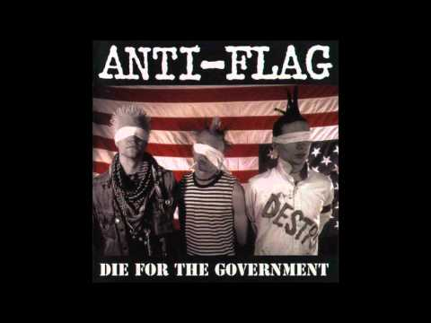 Anti-Flag - Red, White, and Brainwashed