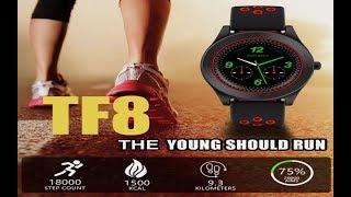 TenFifteen TF8 Smartwatch, Bluetooth, RAM: 32MB ROM: 32MB , Screen size: 1.54 inch, Gearbest.com