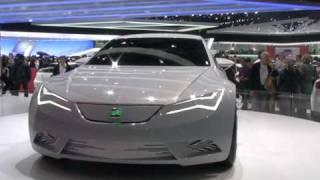 Seat IBE Paris Concept 2010 Videos