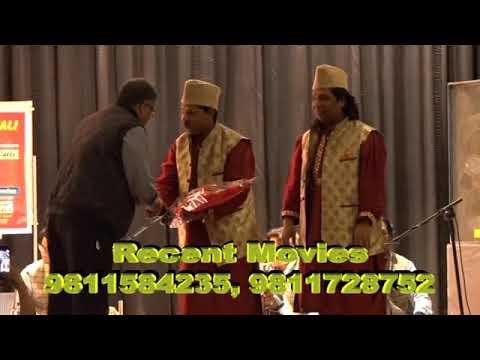 Mehfil e Qawwali Zakir Husain Delhi College 2018