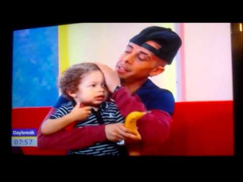 Dappy on Daybreak speaking about going Solo and N-dubz split