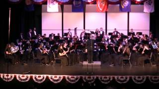 Olympiada - Samuel Hazo: Milton High School Concert and Symphonic Bands