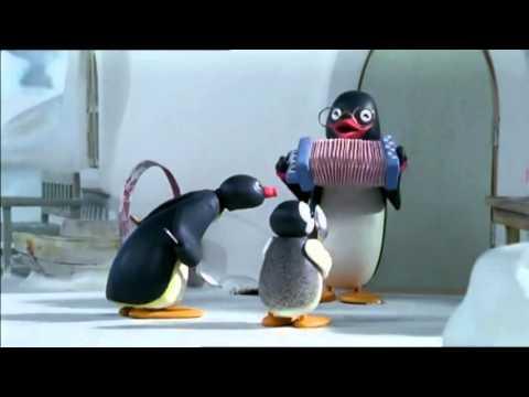 Cartoon For Kids - Pingu Penguin HD - Non Stop