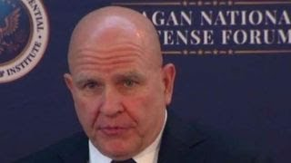 HR McMaster: Threat from North Korea increases every day National security adviser speaks out at the Reagan National Security Forum.