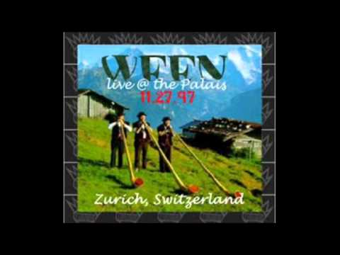 Ween - Live in Zürich, Switzerland (1997) [Full Album]