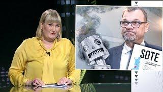 Vajaaälyiset robotit ja olutta velaksi   Noin viikon studio