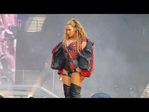 Beyoncé - Sorry LIVE - OTR II Glasgow 09 June 2018