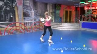 Slalom base 48 - Olya
