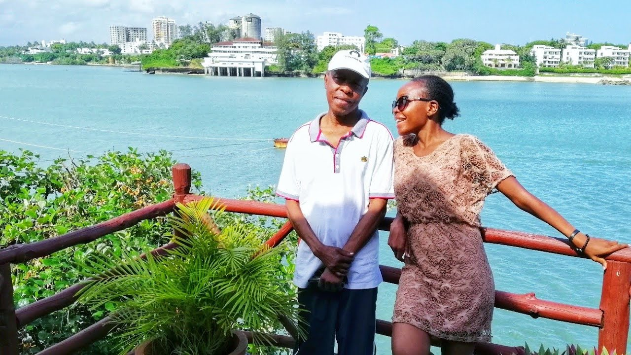 Creating Memories With My Father!/Mombasa Vacation.