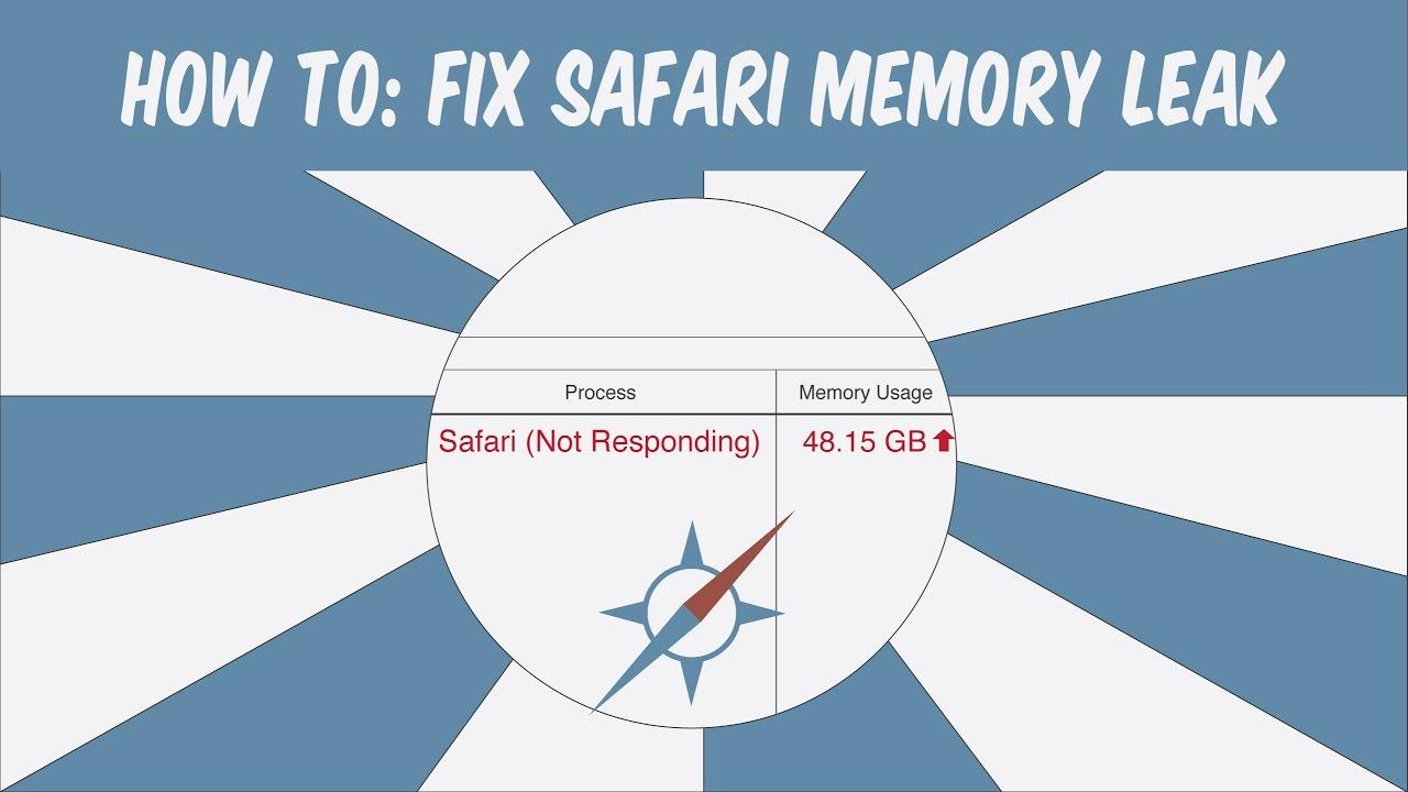 Mac How-To: Fix Safari Memory Leak